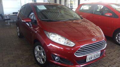 Ford Fiesta 1.5 LS 2014}
