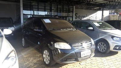 Volkswagen Fox Route 1.6 8V (Flex) 2008}
