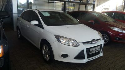 Ford Focus Hatch GLX 1.6 16V (Flex) 2015}