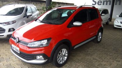 Volkswagen CrossFox 1.6 16v 2016}