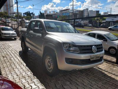 Volkswagen Amarok 2.0 S 4x4 TDi (Cab dupla) 2012}