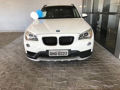BMW X1 sDrive18i Top 2.0 16V 2015}