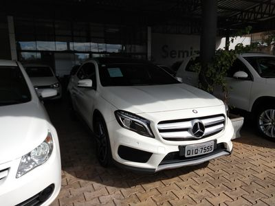 Mercedes-Benz GLA 250 Sport 2.0 Turbo 2016}