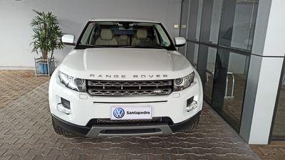 Land Rover Evoque 2.0 Si4 4WD Pure 2013}