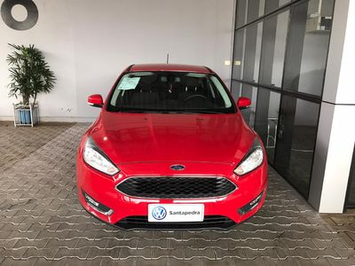 Ford Focus Hatch SE 1.6 (Flex) 2018}