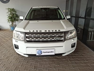 Land Rover Freelander 2.2 SD4 SE 2012}