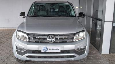 Volkswagen Amarok Cabine Dupla V6 Highline 3.0 TDI 2018}