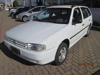 Volkswagen Parati CL 1.6 MI 1999}