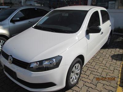 Volkswagen Voyage Trendline 1.6 2015}