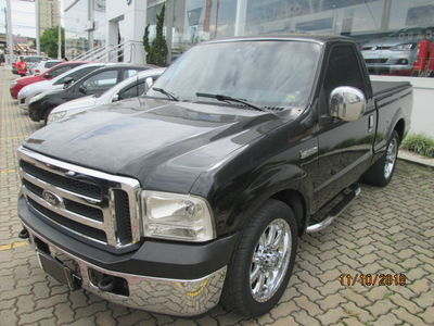 Ford F-250 F250 XLT 4.2 Turbo (Cab Simples) 1999}