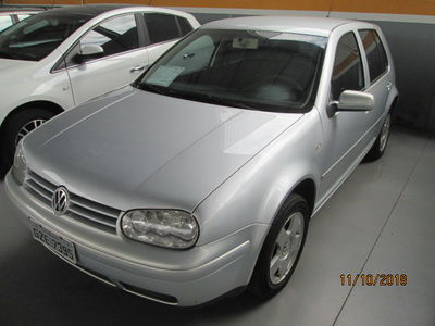 Volkswagen Golf Plus 1.6 2002}