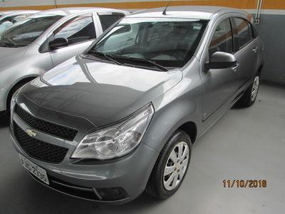 Chevrolet Agile LT 1.4 8V (Flex) 2012}