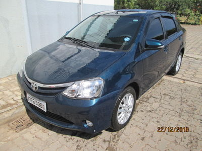 Toyota Etios Sedan XLS 1.5L Flex 2015}