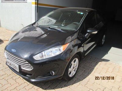 Ford Fiesta Hatch SE 1.6 2014}