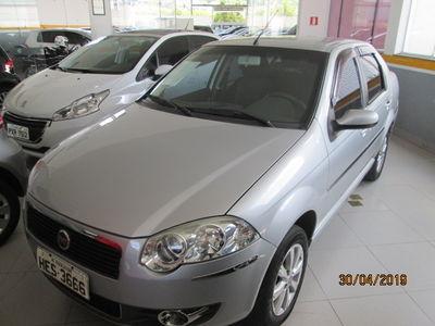Fiat Siena ELX 1.4 8V (Flex) 2008}