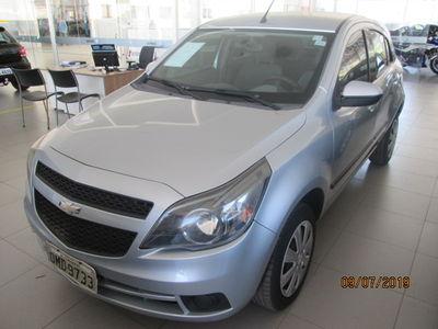 Chevrolet Agile LT 1.4 8V (Flex) 2013}