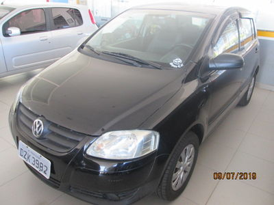 Volkswagen Fox 1.0 8V (Flex) 2008}