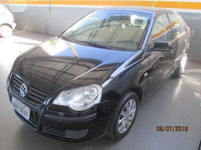 Volkswagen Polo Sedan 1.6 8V (Flex) 2008}