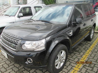 Land Rover Freelander 2 S SD4 2.2 (Aut) 2013}