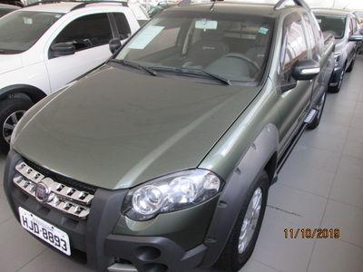 Fiat Strada Adventure 1.8 16V (Flex)(Cab Estendida) 2011}