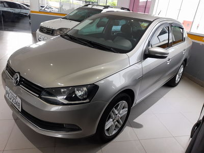 Volkswagen Voyage Evidence 1.6 2016}