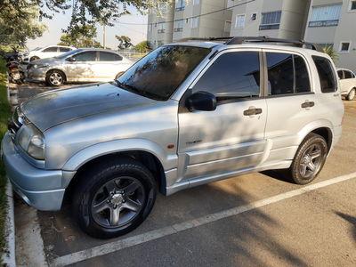 Chevrolet Tracker 4x4 2.0 16V 2008}