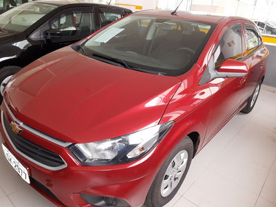 Chevrolet Onix 1.0 LT 2017}