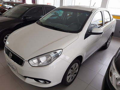 Fiat Grand Siena ATTRACTIVE 1.4 EVO FLEX 2016 4P 2018}