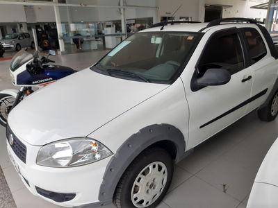Fiat Strada Working 1.4 (Flex) (Cab Dupla) 2012}