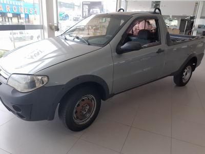 Fiat Strada Fire 1.4 (Flex) 2010}