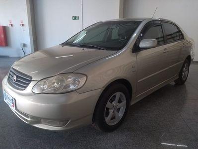 Toyota Corolla Sedan XLi 1.6 16V (aut) 2004}