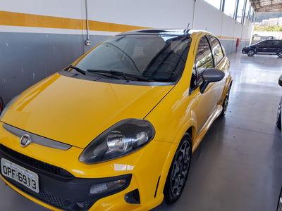 Fiat Punto T-Jet 1.4 Turbo 2013}