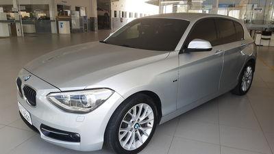 BMW 120i  Sport 2015}