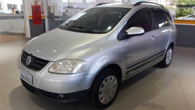 Volkswagen SpaceFox 1.6 MI PLUS 8V FLEX 4P 2007}