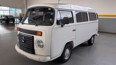 Volkswagen Kombi Standard 1.4 (Flex) 2009}