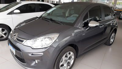 Citroën C3 Exclusive 1.6 16V (Flex) 2015}