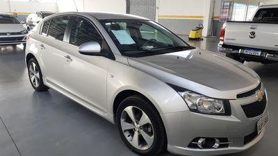 Chevrolet Cruze Sport6 LT  1.8 16V Ecotec (Flex) (Aut) 2014}