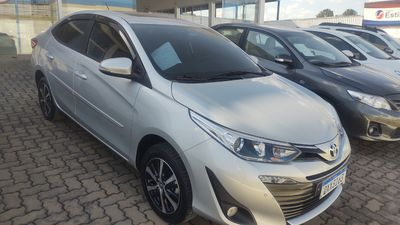 Toyota Yaris XLS 1.5 AT 2020}
