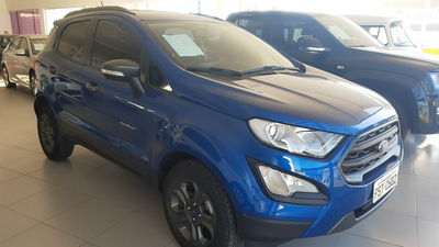 Ford Ecosport FreeStyle Plus 1.5 AT 2018}