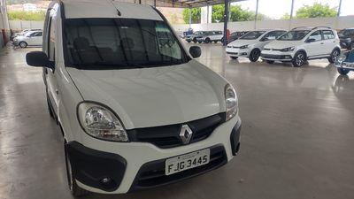 Renault Kangoo Express 1.6 16V Com Porta Lateral(Flex) 2018}