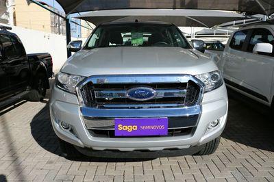 Ford Ranger Cabine Dupla XLT 2.5 Flex 2017}