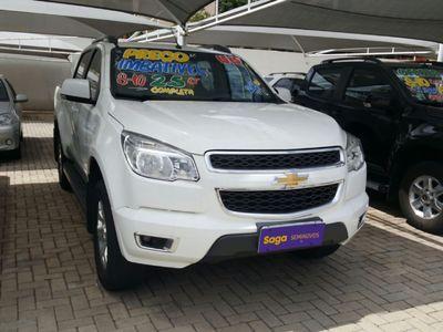 Chevrolet S10 S10 LT 2.4 flex (Cab Dupla) 4x2 2015}