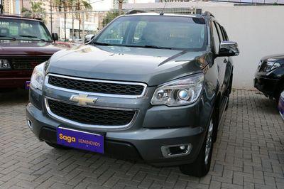 Chevrolet S10 S10 LTZ 2.4 flex (Cab Dupla) 4x2 2013}