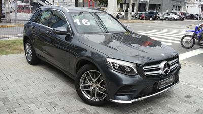 Mercedes-Benz GLC 250 2.0 CGI 4MATIC 9G-TRONIC 2016}