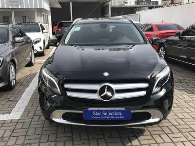 Mercedes-Benz GLA 200 200FF 2017}