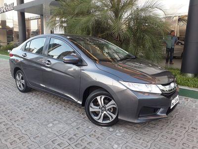 Honda City LX 1.5 (Aut) 2016}