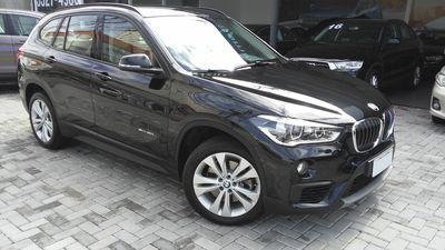 BMW X1 s20i Activeflex 2017}