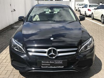 Mercedes-Benz C 180 1.6 CGI Exclusive 7G-Tronic 2016}