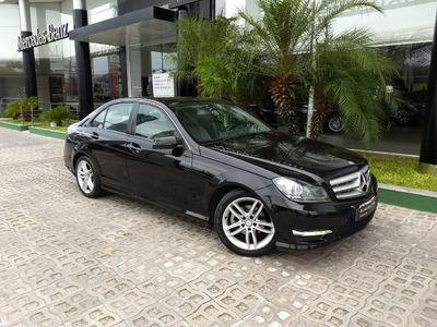Mercedes-Benz Classe C C 180 Sport Vision 2014}