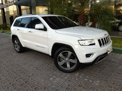 Jeep Grand Cherokee 3.6 V6 Limited 4WD 2015}